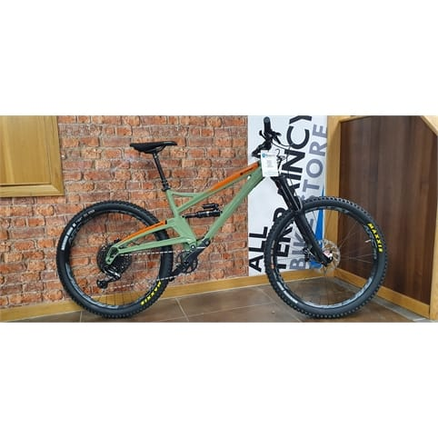 ORANGE ALPINE 6 RS 650b FS MTB BIKE 2019 **