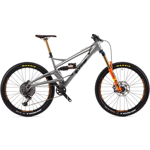 ORANGE ALPINE 6 FACTORY 650b FS MTB BIKE 2019