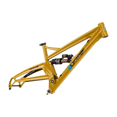 ORANGE ALPINE 6 650b FRAME 2019