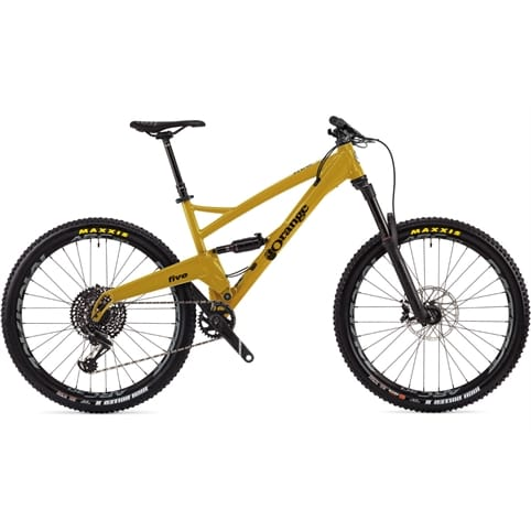ORANGE FIVE RS 650b FS MTB BIKE 2019 **
