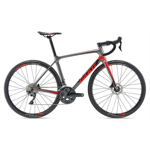 GIANT TCR ADVANCED 1 DISC ROAD BIKE 2019