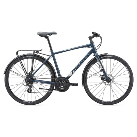 GIANT ESCAPE 2 DISC CITY URBAN BIKE 2019