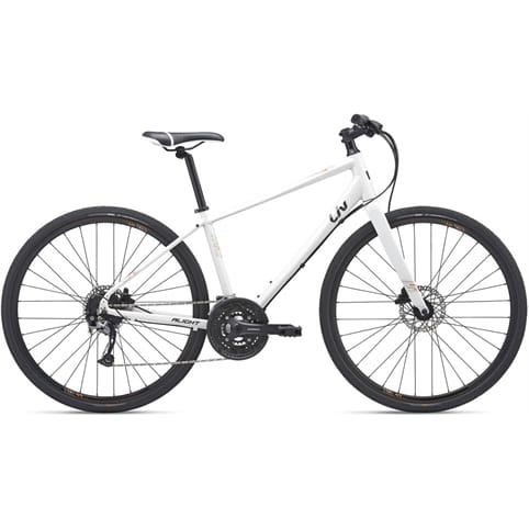 GIANT LIV ALIGHT 1 DISC HYBRID BIKE 2019