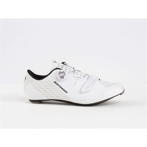 BONTRAGER VELOCIS ROAD SHOE [WHITE]