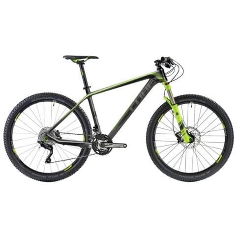 CUBE REACTION GTC PRO 650b HARDTAIL MOUNTAIN BIKE 2014