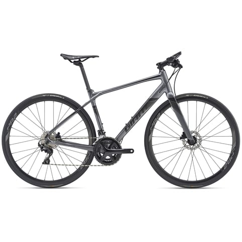GIANT FASTROAD SL 0 FLAT BAR ROAD BIKE 2019