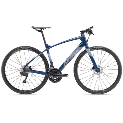 GIANT FASTROAD ADVANCED 1 FLAT BAR ROAD BIKE 2019