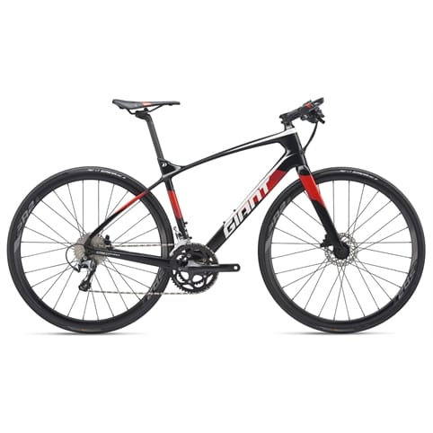 GIANT FASTROAD ADVANCED 2 FLAT BAR ROAD BIKE 2019
