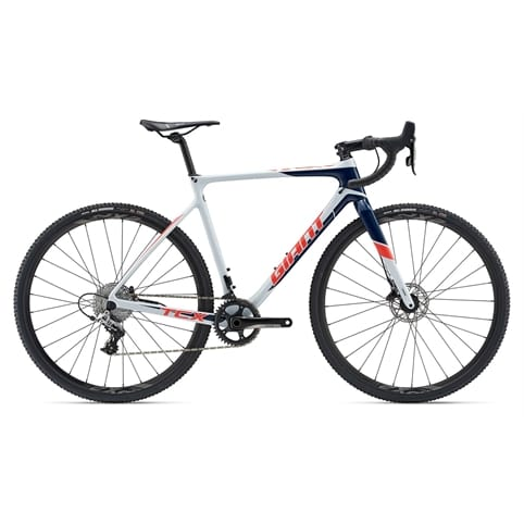 GIANT TCX ADVANCED PRO 2 CYCLOCROSS BIKE 2019