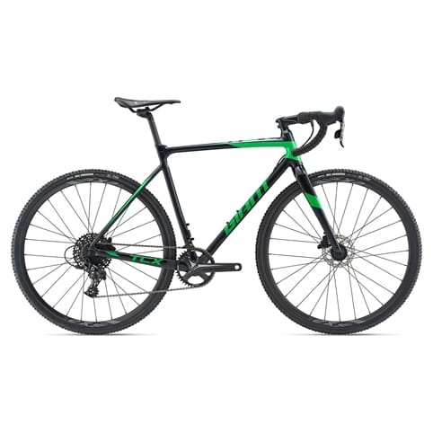 GIANT TCX ADVANCED SLR 2 CYCLOCROSS BIKE 2019