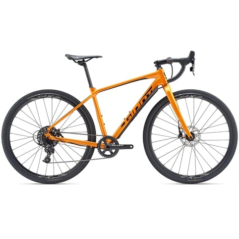GIANT TOUGHROAD SLR GX 0 ADVENTURE ROAD BIKE 2019