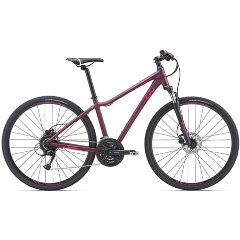 GIANT LIV ROVE 2 DISC HYBRID BIKE 2019