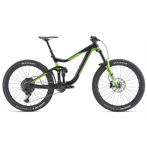 GIANT REIGN ADVANCED 1 FS MTB BIKE 2019