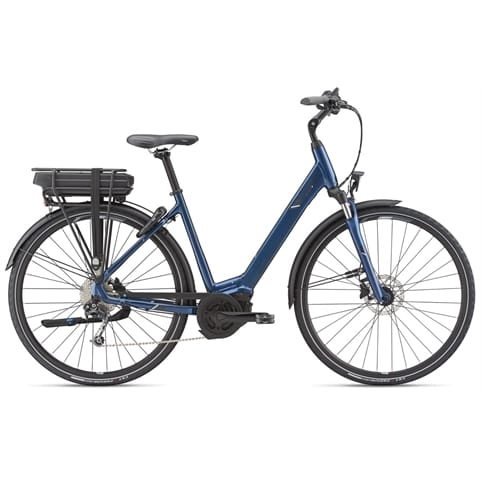 GIANT ETOUR-E+ 1 DISC LOW STEP THROUGH URBAN E-BIKE 2019