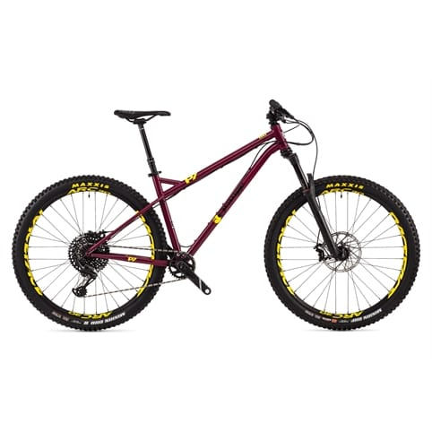 ORANGE P7 29 RS HARDTAIL MTB BIKE 2019