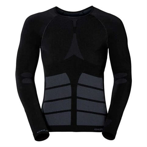 ODLO EVOLUTION WARM L/S BASELAYER SHIRT