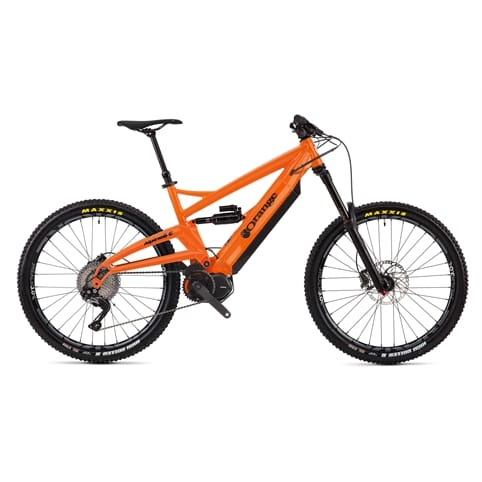 ORANGE ALPINE 6 E S 650b FS E-MTB BIKE 2019