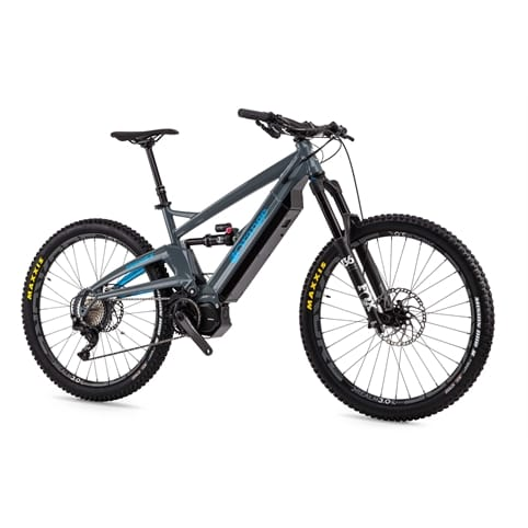 ORANGE ALPINE 6 E PRO 650b FS E-MTB BIKE 2019