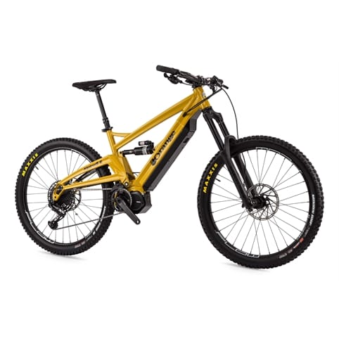 ORANGE ALPINE 6 E RS 650b FS E-MTB BIKE 2019