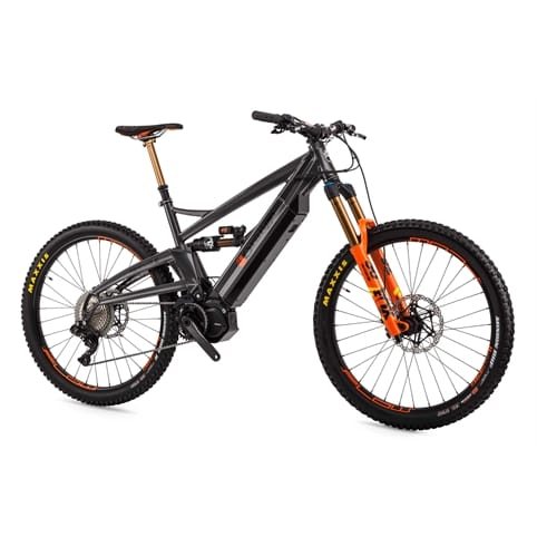 ORANGE ALPINE 6 E FACTORY 650b FS E-MTB BIKE 2019