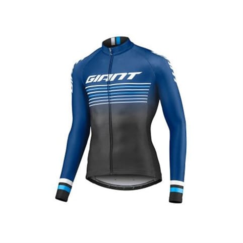 GIANT RACE DAY LONG SLEEVE JERSEY 2019