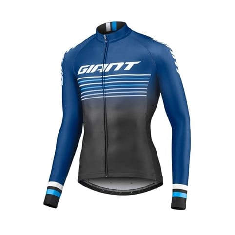 GIANT RACE DAY LONG SLEEVE JERSEY **