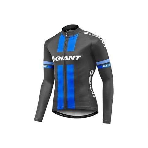 GIANT RACE DAY STANDARD LONG SLEEVE JERSEY