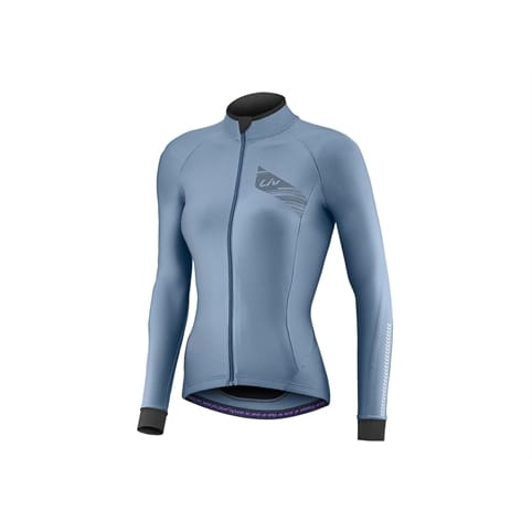 GIANT LIV FLARA THERMAL LONG SLEEVE JERSEY **