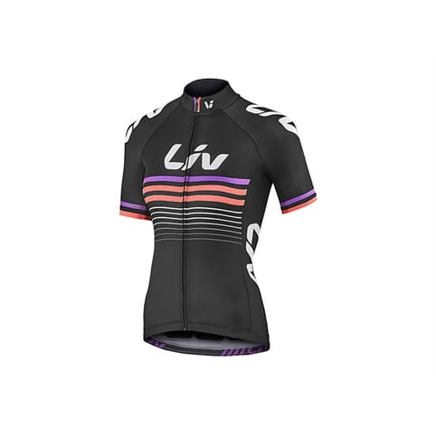 GIANT LIV RACE DAY SHORT SLEEVE JERSEY *