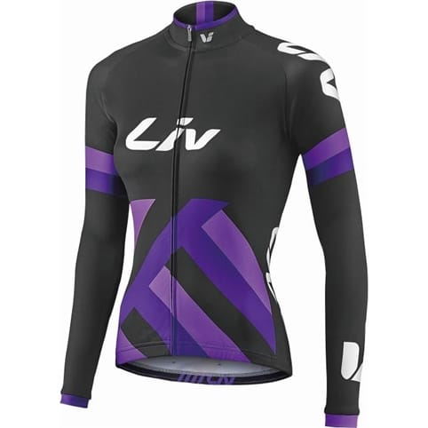 GIANT LIV RACE DAY MID-THERMAL L/S JERSEY