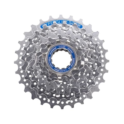 SHIMANO CS-HG50 8-SPEED CASSETTE 13 - 23T **