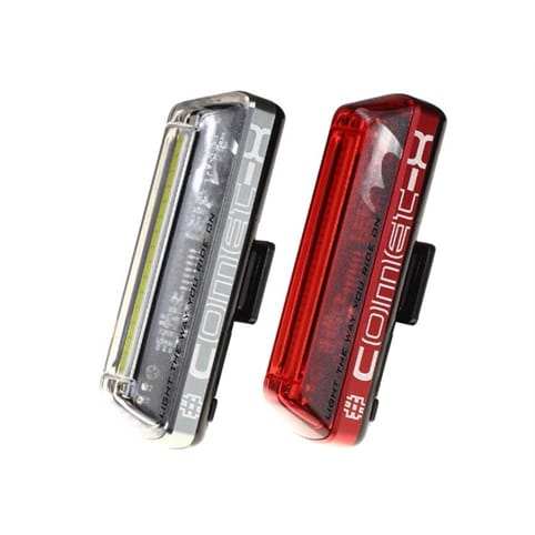 MOON COMET X FRONT & REAR LIGHT SET