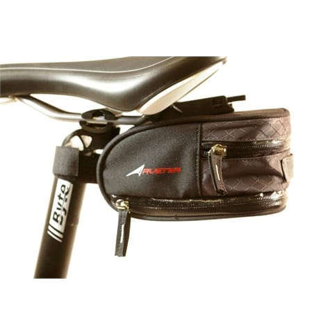 AVENIR EXPANDABLE SADDLE BAG WITH QUICK RELEASE