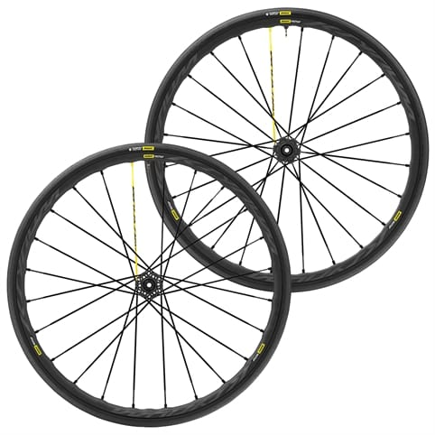 MAVIC KSYRIUM PRO UST DISC CENTRE LOCK CLINCHER WHEELSET 2018