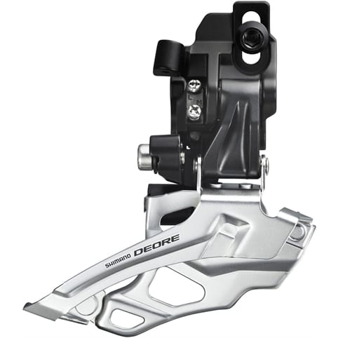 SHIMANO FD-M616 DEORE 10-SPEED DOUBLE FRONT DERAILLEUR