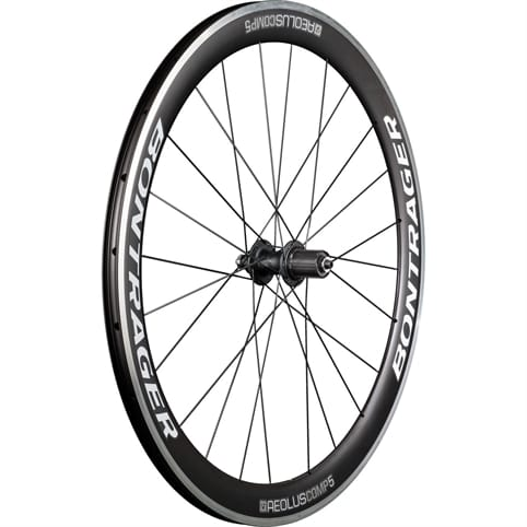 BONTRAGER AEOLUS COMP 5 TLR REAR ROAD WHEEL