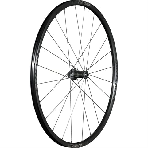 BONTRAGER PARADIGM ELITE TLR DISC FRONT ROAD WHEEL