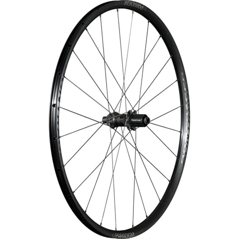 BONTRAGER PARADIGM ELITE TLR DISC REAR ROAD WHEEL