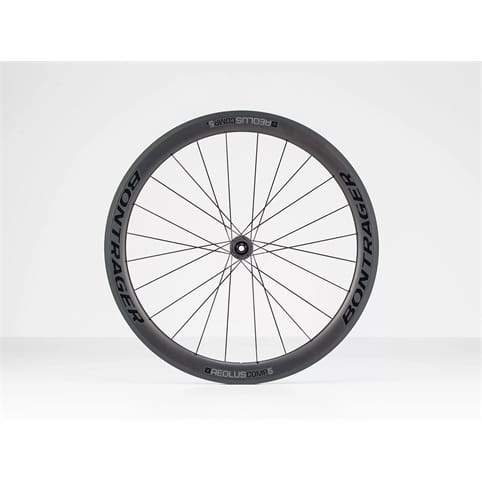 BONTRAGER AEOLUS COMP 5 TLR DISC FRONT ROAD WHEEL *