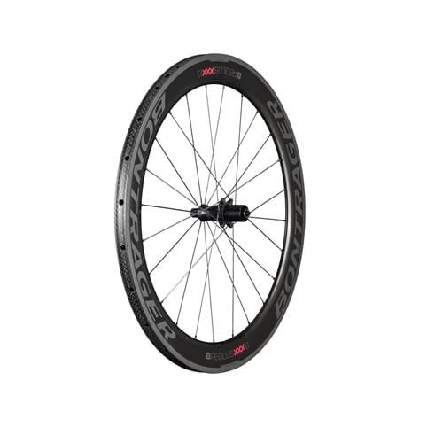 BONTRAGER AEOLUS XXX 6 TUBULAR REAR ROAD WHEEL