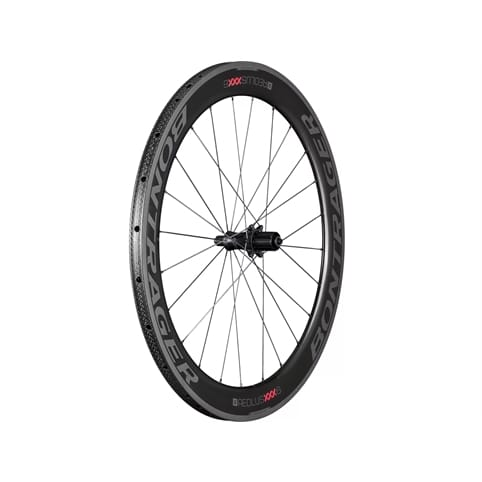 BONTRAGER AEOLUS XXX 6 TUBULAR REAR ROAD WHEEL *