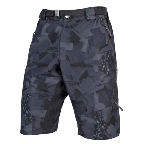 ENDURA HUMMVEE CAMO SHORT II WITH LINER *