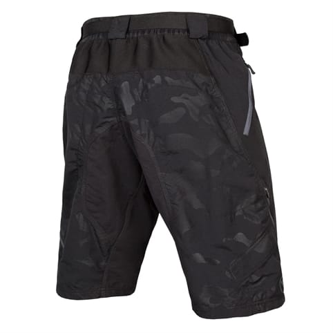 ENDURA HUMMVEE CAMO SHORT II WITH LINER