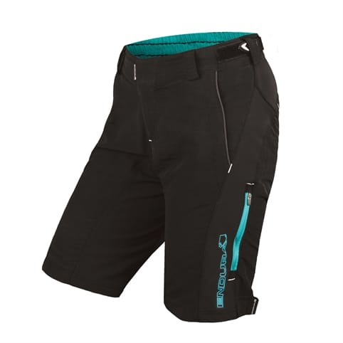 ENDURA WMS SINGLETRACK II SHORT [TEAL]