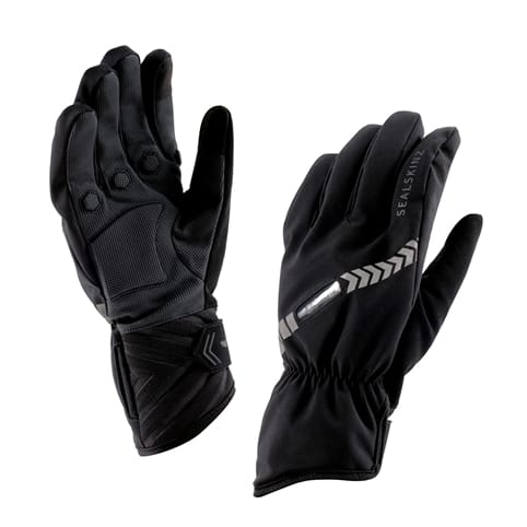 SEALSKINZ HALO ALL WEATHER CYCLING GLOVE