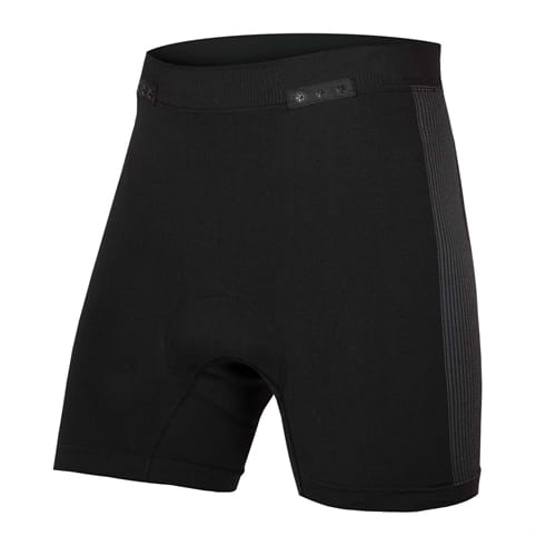 ENDURA ENGINEERED PADDED BOXER WITH CLICKFAST *