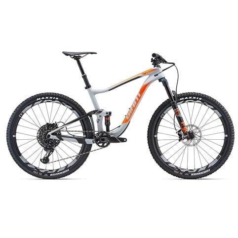 GIANT ANTHEM ADVANCED 1 27.5 FS MTB BIKE 2018