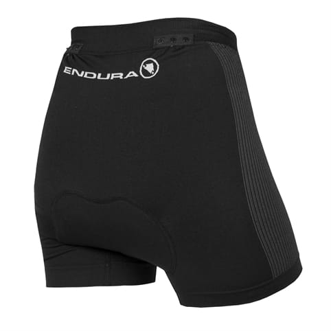 ENDURA WMS ENGINEERED PADDED BOXER WITH CLICKFAST
