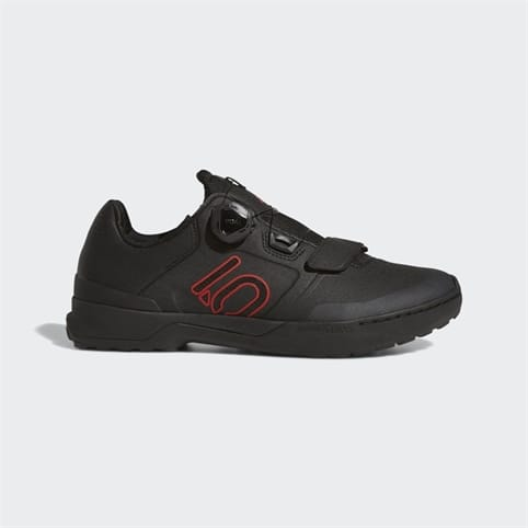 FIVE TEN KESTREL PRO BOA MTB SHOE [BLACK/RED/GREY SIX]**
