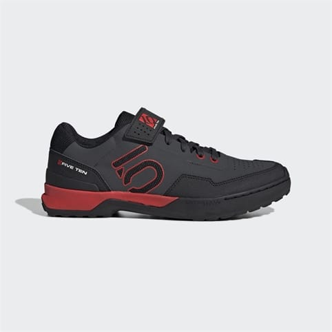 FIVE TEN KESTREL LACE MENS MOUNTAIN BIKE SHOE [CARBON/BLACK/RED]